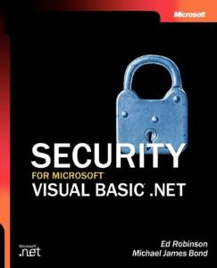Security for Microsoft Visual Basic .NET