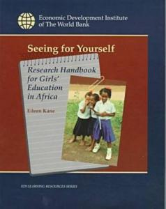 Seeing for yourself: research handbook for girls' education in Africa
