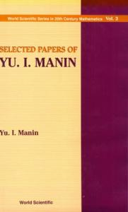 Selected papers of Yu.I. Manin