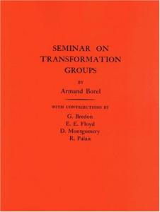 Seminar on transformation groups