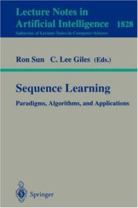 Sequence Learning - Paradigms