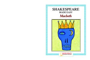 Shakespeare Made Easy, Macbeth