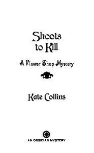 Shoots to Kill