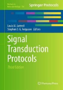 Signal Transduction Protocols, 3rd Edition (Methods in Molecular Biology 756)