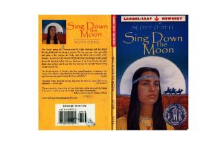 Sing down the moon, Volume 22