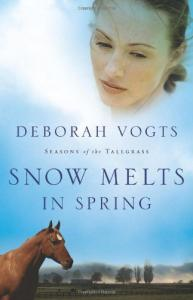 Snow Melts in Spring (Seasons of the Tallgrass, Book 1)