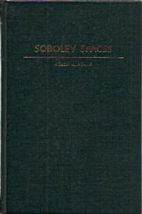 Sobolev Spaces (Pure and Applied Mathematics (Academic Press))