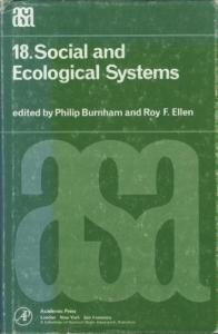 Social and ecological systems