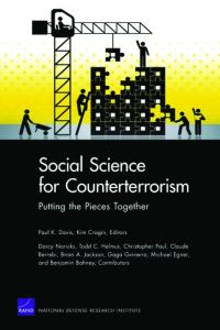 Social Sciences for Counterterrorism - Putting the Pieces Together