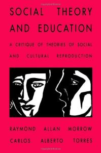Social theory and education: a critique of theories of social and cultural reproduction