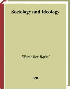 Sociology and Ideology (International Studies in Sociology and Social Anthropology)
