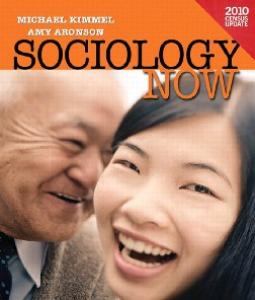 Sociology Now, Census Update