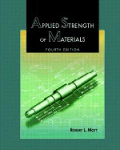 Solutions Manual to accompany Applied Strength of Materials- 4th Edition