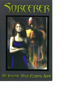 Sorcerer Role Playing Game
