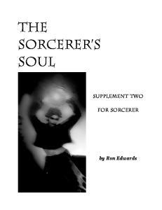 Sorcerer's Soul (Sorcerer RPG)