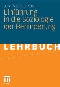 Soziologie der Behinderung: Eine Einfuhrung