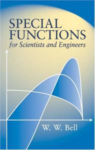 Special functions for scientists and engineers