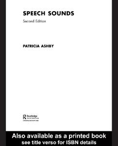 Speech Sounds 2nd Edition (Language Workbooks)