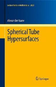 Spherical Tube Hypersurfaces