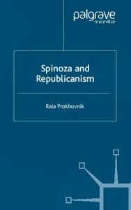 Spinoza and Dutch Republicanism