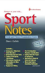 Sport Notes: Field & Clinical Examination Guide