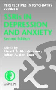 SSRIs in Depression and Anxiety