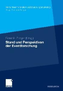 Stand und Perspektiven der Eventforschung