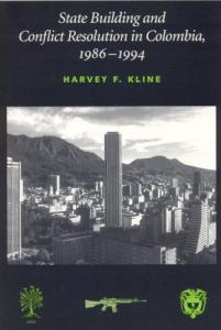 State building and conflict resolution in Colombia, 1986-1994