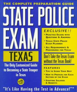 State Police Exam: Texas: Complete Preparation Guide (Learning Express Law Enforcement Series Texas)