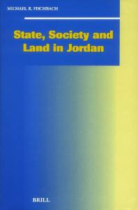 State, Society, and Land in Jordan