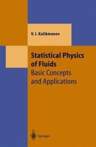 Statistical physics of fluids
