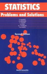 Statistics: problems and solutions