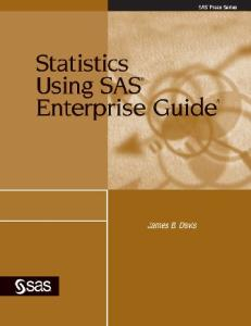 SAS Essentials A Guide to Mastering SAS for Research - PDF
