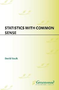 Statistics with Common Sense