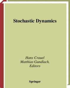 Computational Methods in Stochastic Dynamics - PDF Free Download