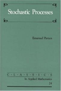 Stochastic Processes (Classics in Applied Mathematics)