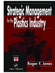 Strategic Management for the Plastics Industry