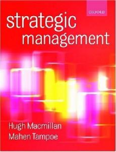 Strategic Management: Process, Content, and Implementation