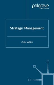 Strategic management 13th edition pdf free download fandeluxe Choice Image