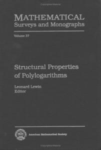 Structural properties of polylogarithms