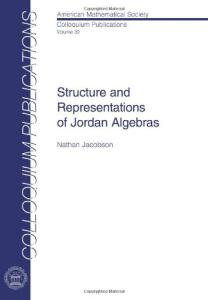 Structure and representations of Jordan algebras