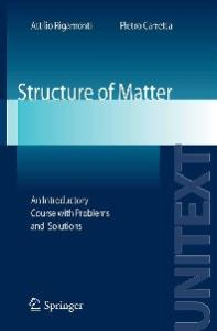 Structure of Matter: An Introductory Course with Problems and Solutions