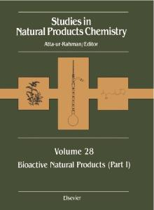 Studies in Natural Products Chemistry, Bioactive Natural Products