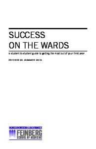 Success on the Wards