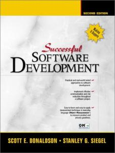 Successful Software Development (2nd Edition)