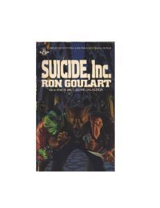 Suicide, Inc