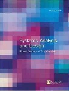 Systems Analysis and Design (