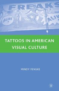 Tattoos in American Visual Culture