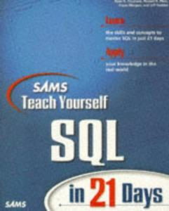 Teach Yourself SQL in 21 Days