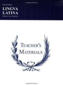 Teacher's Materials & Answer Key